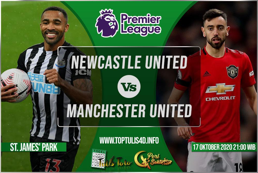 Prediksi Newcastle United vs Manchester United 17 Oktober 2020