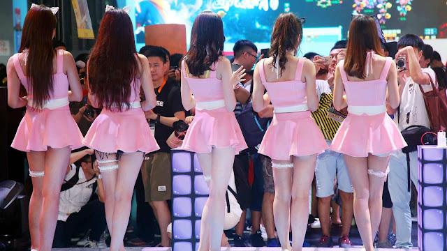 ChinaJoy 2019 - Showgirl ChinaJoy khiến người xem không thể rời mắt 9