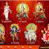Nine Days of Navratri | Nine Days of Navratri Goddess