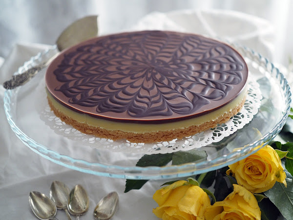 Millionaire´s Shortbread Cake eli miljonäärin kakku