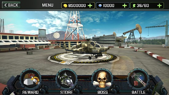 Gunship Strike 3D Screenshot