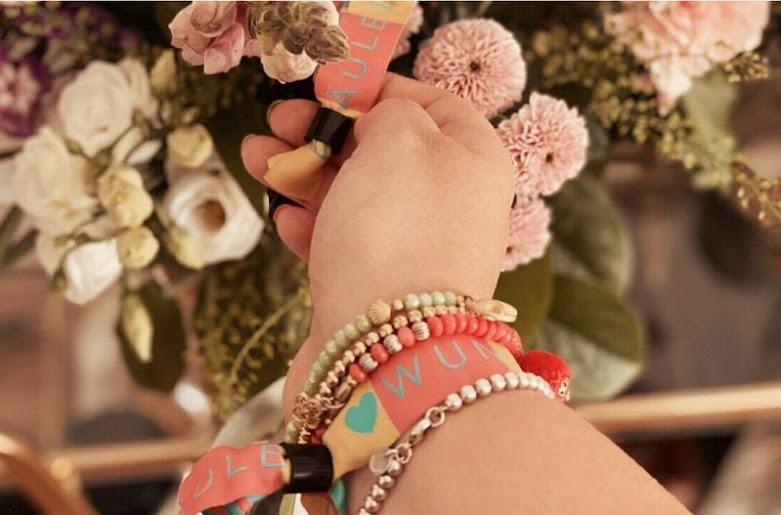 Fräulenwunder Armband - Sunny Loves