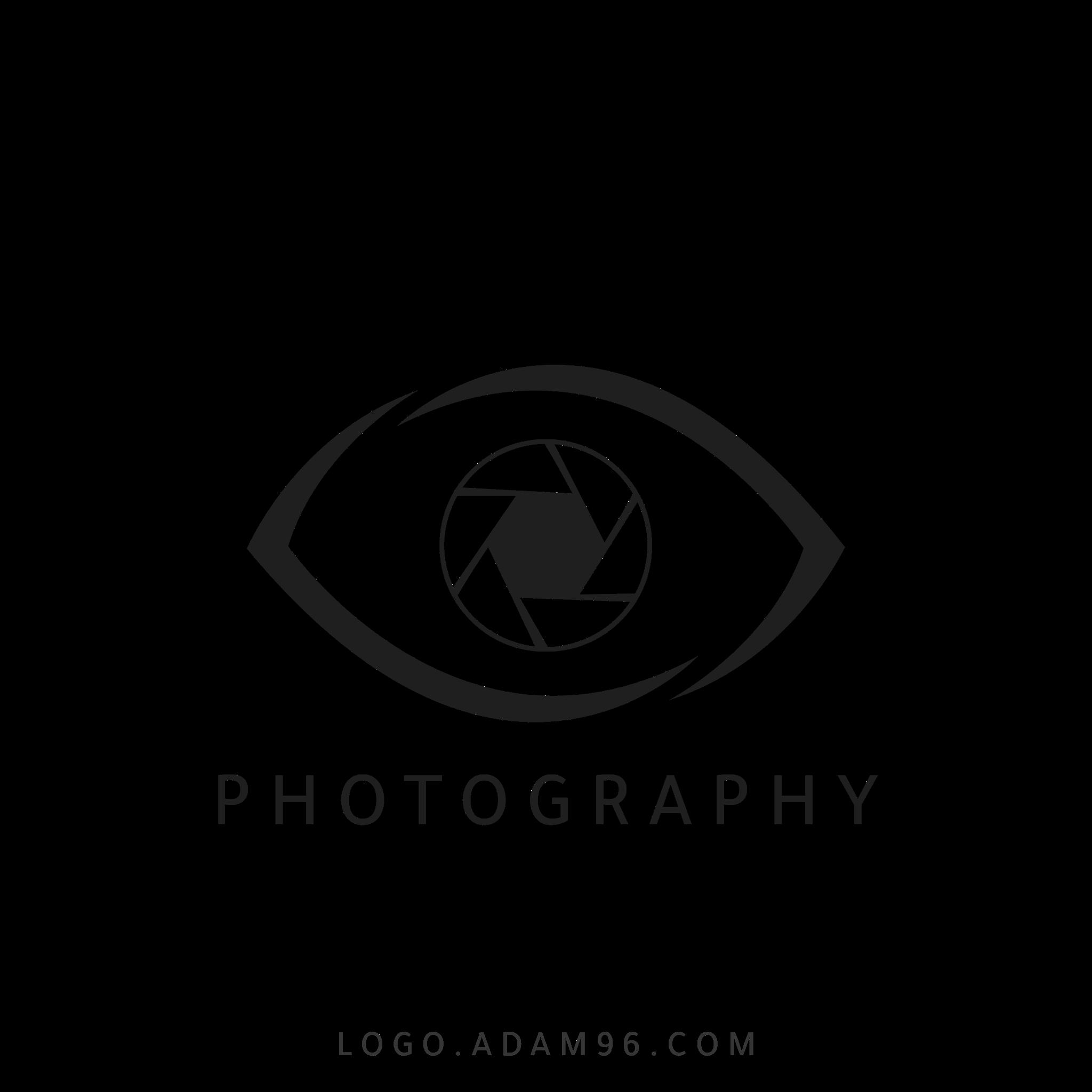 هدية لكل مصور شعار احترافي مجاناً بدون حقوق بصيغة PNG شفاف
