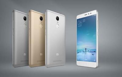Điện thoại Redmi Note 3 bản 32GB