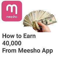 Earn Meesho App