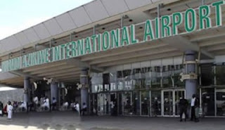 power outage abuja airport 3 hours