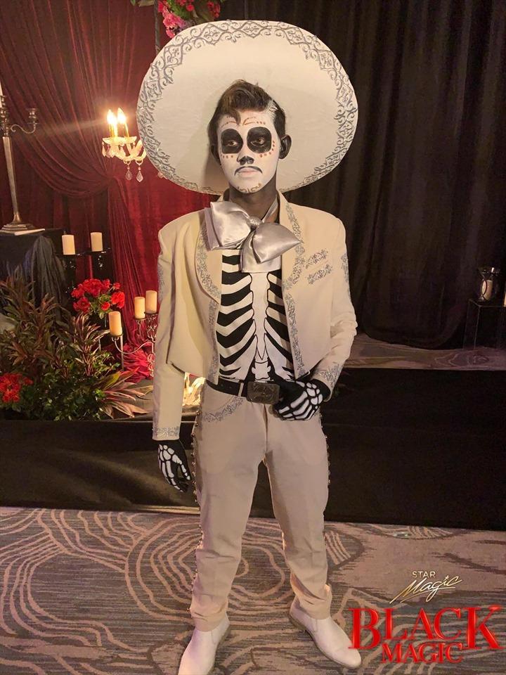 Inigo Black Magic Halloween Party 2019