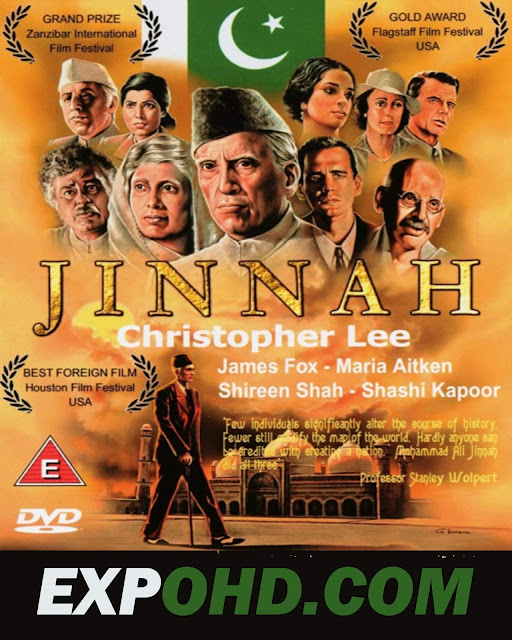 Jinnah 1998 Download Hindi + English 720p | 1080p | Esub 1.2Gbs [Watch Now]