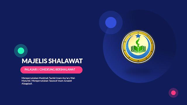 Palasari / Cihideung Bersholawat dan Haol Majlis Shalawat ke 2
