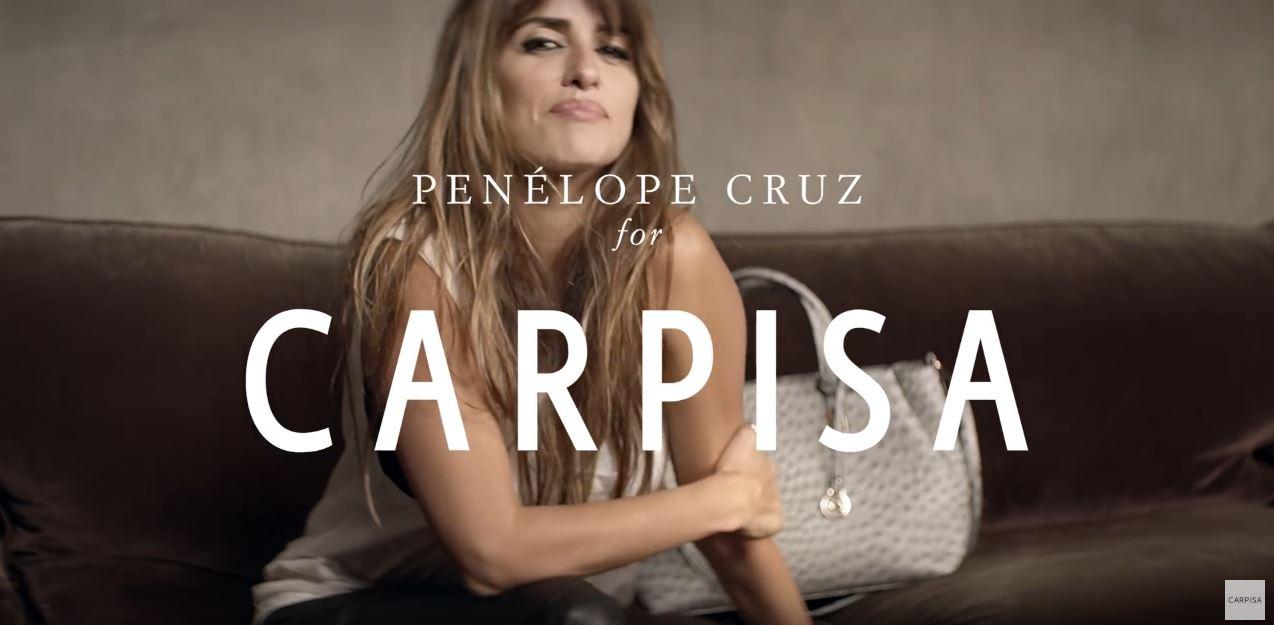 Canzone Carpisa con Penelope Cruz Pubblicità