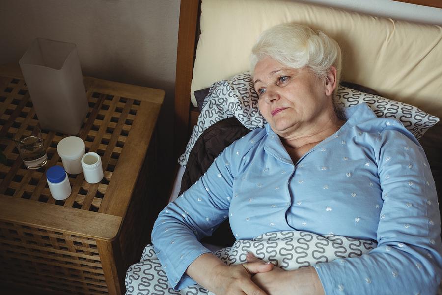 Obturacyjny bezdech senny u seniorów