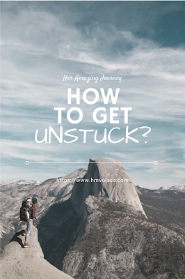 how to get unstuck - https://www.hmvolaso.com