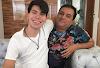 Geraldo Luís fala sobre polêmica entre filho e Silvio Santos