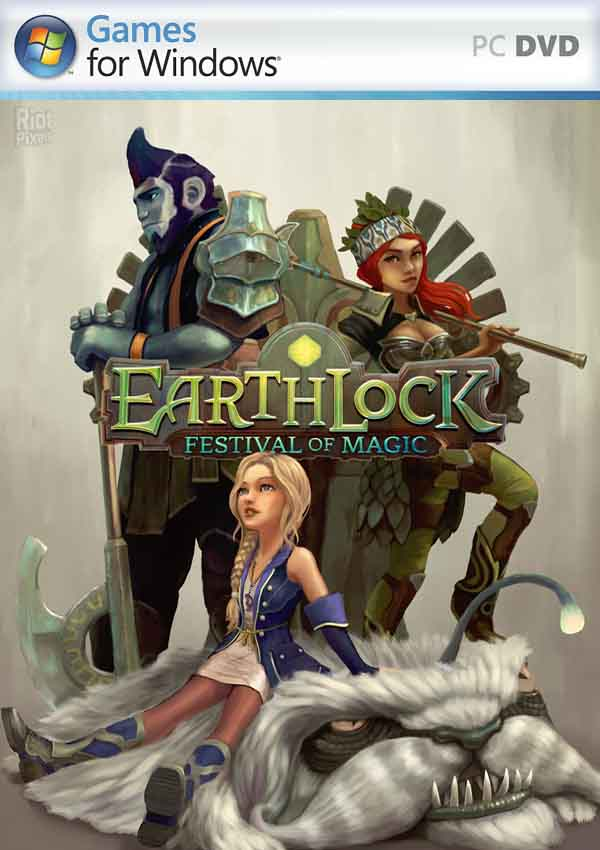 Earthlock Festival of Magic Download Cover Free Game