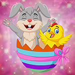Games4King Chick And Easter Escape