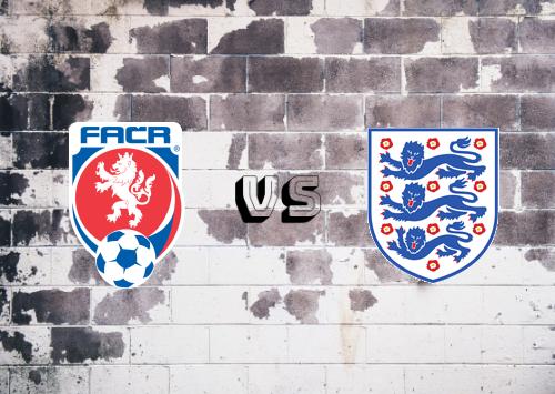 República Checa vs Inglaterra  Resumen y Partido Completo