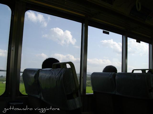 Treno Nara - Osaka