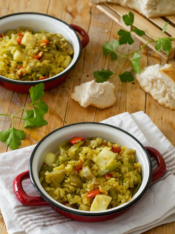 paella-de-verduras-y-sepia