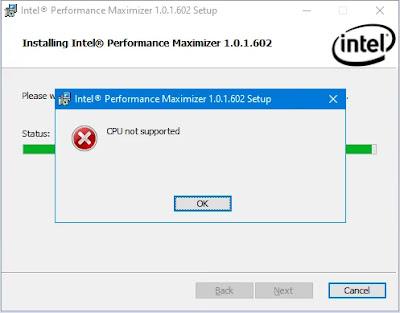 Cara Overclock Prosesor Intel Resmi