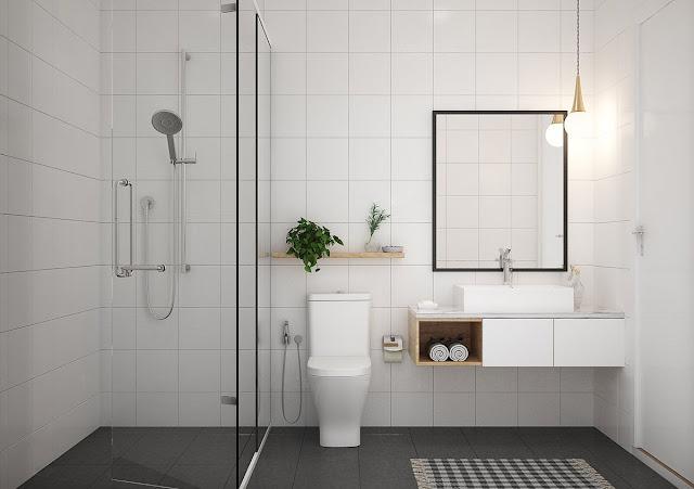 Bathroom Washbasin Cabinet Design