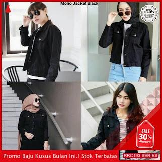 RRC193M48 Mono Jacket Wanita Terbaru BMGShop