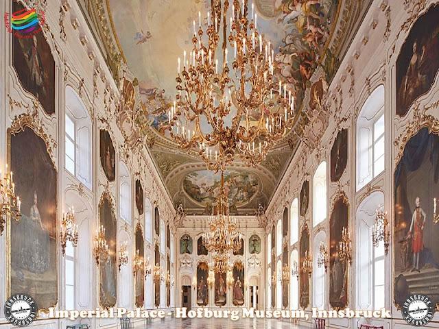 Imperial Palace - Hofburg Museum, Innsbruck