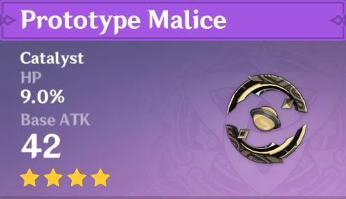 Genshin Impact - Star Reunion: How to Get Prototype: Malice