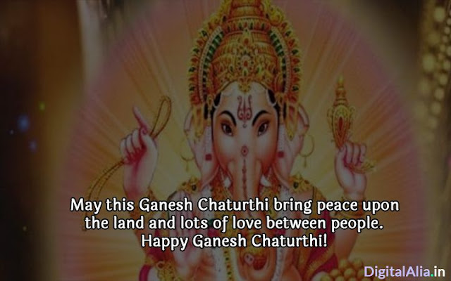 lord ganesh chaturthi images