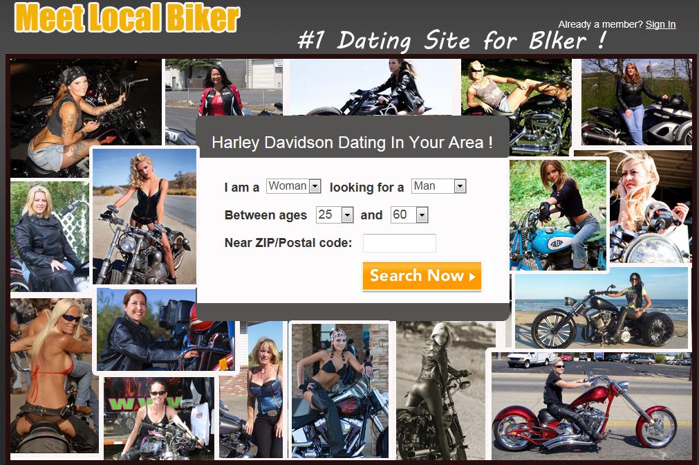 & Meet Harley Singles: Biker Chick Costume Ideas