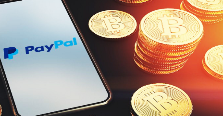 PayPal Users In The United States Will Now Checkout For Cryptocurrency
