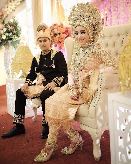Pakaian Pengantin Pernikahan Adat Aceh - liataja.com