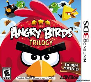Rom Angry Birds Trilogy 3DS
