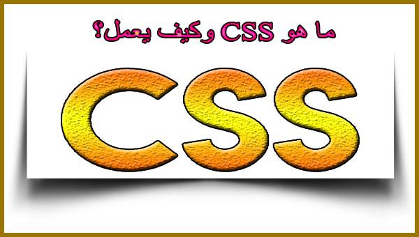 ما هو CSS