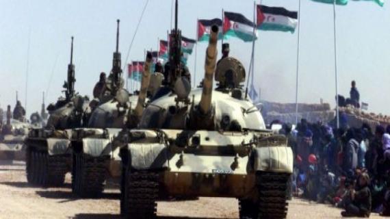 إحتجاجات الكركرات : إجتماع بين قيادات عسكرية  للجيشين الصحراوي والموريتاني.