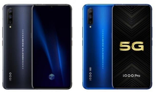 Spesifikasi dan Harga Smartphone Gaming Vivo iQoo Pro