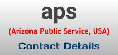 APS Phone Numbers, APS Customer Service Number