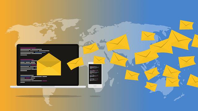 التسويق عبر الايميل بيع الخدمات مع رسائل البريد الإلكتروني