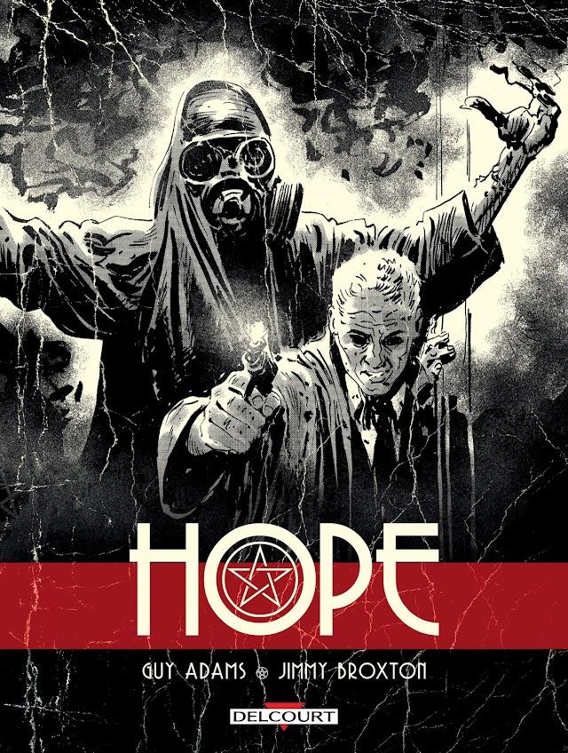 Hope, la chronique ensorcelée