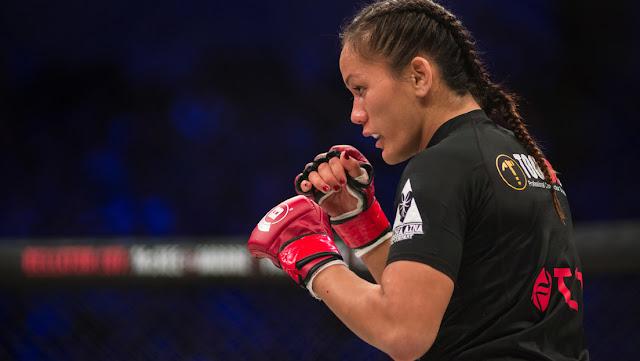 Una luchadora de MMA demanda a su exentrenador escolar por abuso sexual