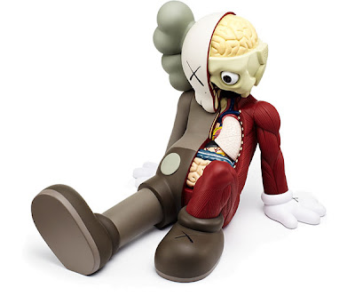Companion: Resting Place Vinyl Figure by Kaws