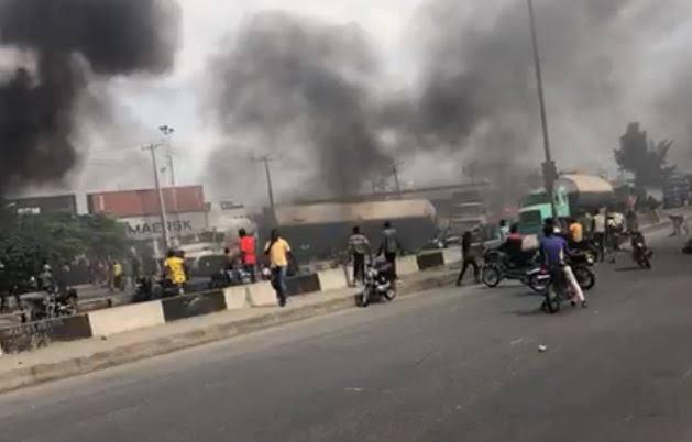7 Dead As Okada Riders Clash Over Levy In Ogun State