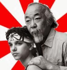Karate Kid es la historia de un Papá'e Hijo