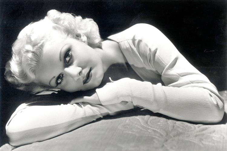 A Vintage Nerd, Vintage Blog, Old Hollywood Blog, Classic Film Blog, Old Hollywood Stars Gone Too Soon, Jean Harlow