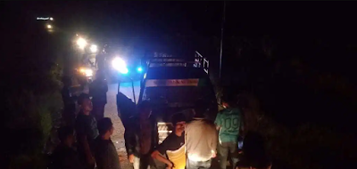 3 Mobil Kecelakaan Beruntun di Jalan Besar Pematang Sidamanik