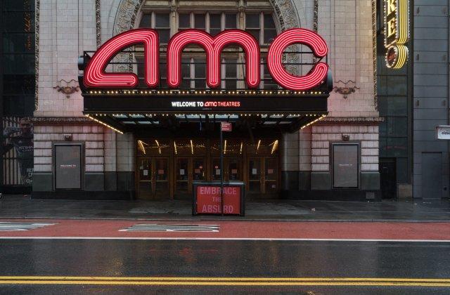 AMC Entertainment Holdings