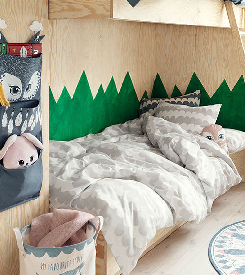 Beautiful The newest bedding collection and decor by H uM offers both fun and functional pieces to update your little one us room There are many interesting designs