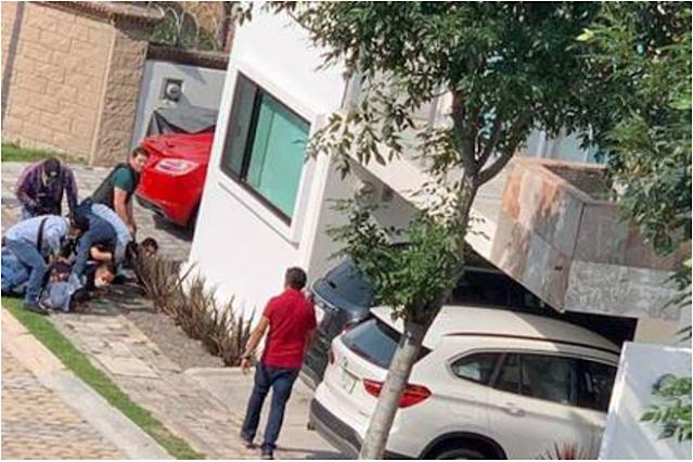 QUE ANDABAN HACIENDO  en PUEBLA  ? ASÍ FUE QUE TRAS BALACERA ATRAPAS Y DESCUBREN QUE HAY  OPERADORES del CARTEL de SINALOA