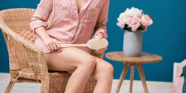 How To Get Summer-Ready Skin, With CBD And Dry Brushing By Awarding Winning Beauty Blogger Barbie's Beauty Bits