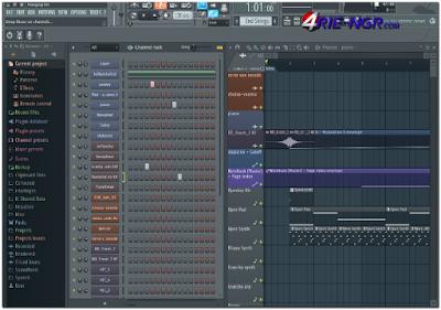 FL Studio Producer Edition 12.4.2 Build 33 Final Full Terbaru