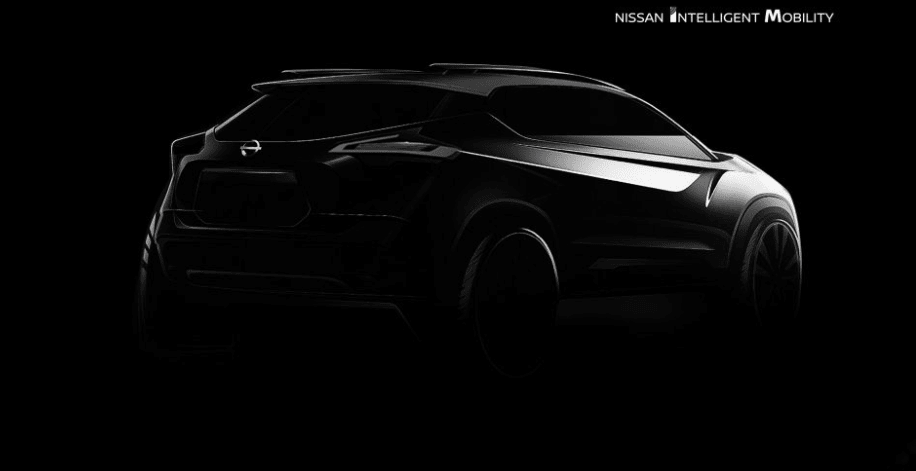 All-New Nissan Kicks SUV Teaser Revealing Tomorrow In India
